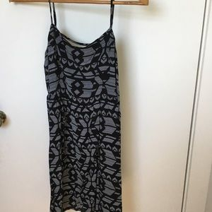Tribal print dress from UO Ecote